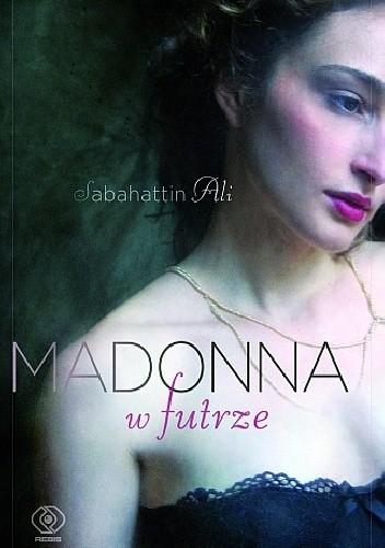 Okładka książki Madonna w futrze