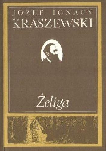 Okładka książki Żeliga