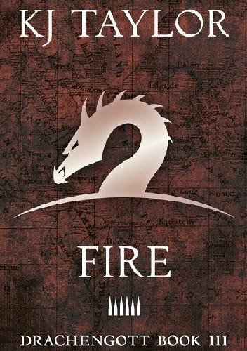 Okładka książki Fire