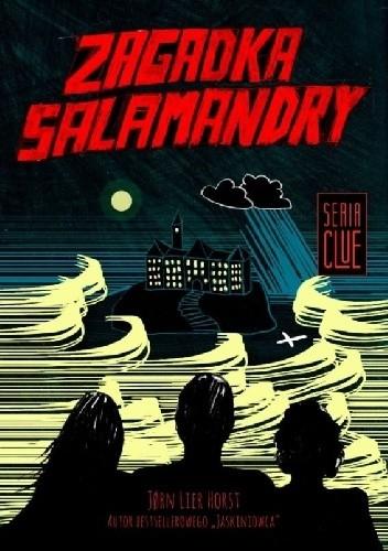 Okładka książki Zagadka salamandry