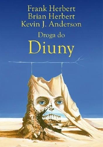 Okładka książki Droga do Diuny