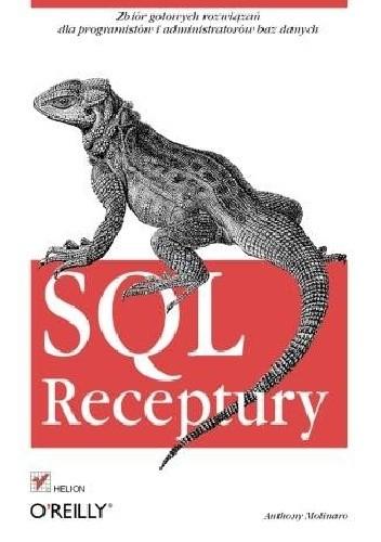 Okładka książki SQL. Receptury