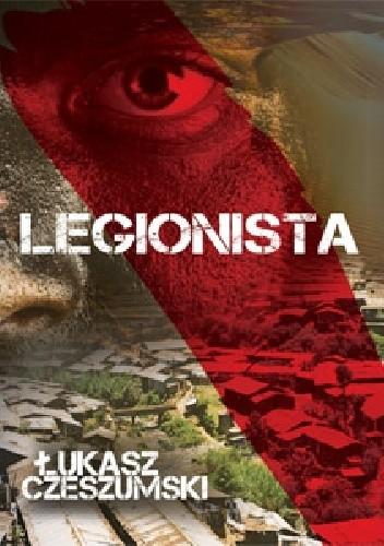Okładka książki Legionista