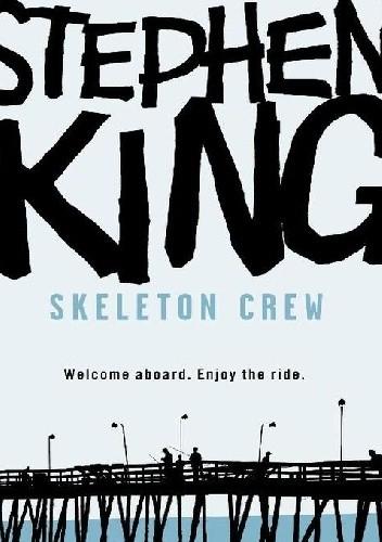 Okładka książki Skeleton Crew