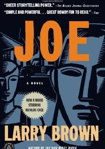 Okładka książki Joe