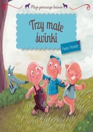 Okładka książki Trzy małe świnki