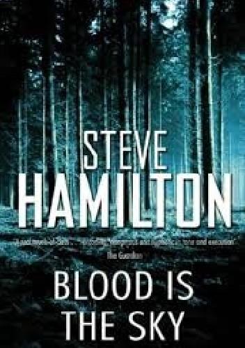 Okładka książki Blood is the sky