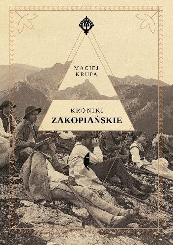 Okładka książki Kroniki zakopiańskie