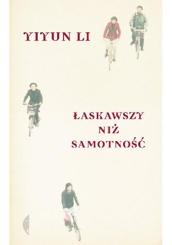 Okładka książki Łaskawszy niż samotność