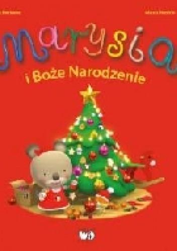 Okładka książki Marysia i Boże Narodzenie