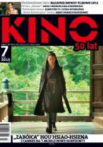 Okładka książki Kino, nr 7 / lipiec 2015