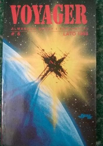 Okładka książki Voyager #6 (Lato 1993)