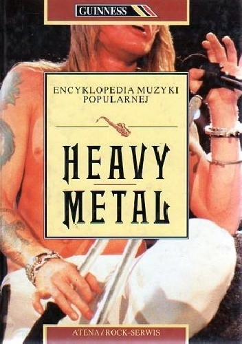 Okładka książki Heavy Metal