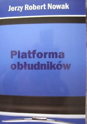 Okładka książki Platforma obłudników
