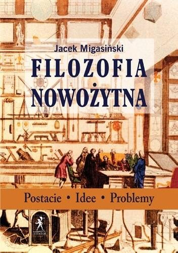 Okładka książki Filozofia nowożytna