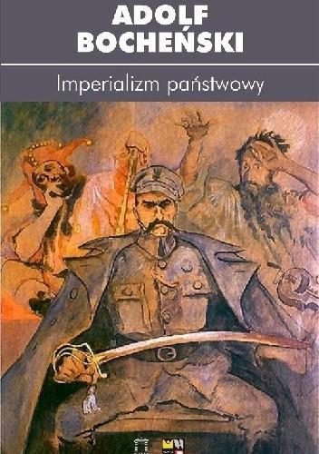 Okładka książki Imperializm państwowy