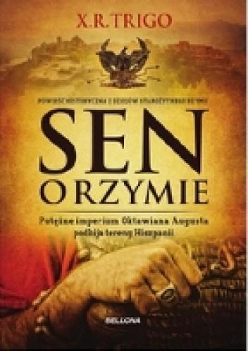Okładka książki Sen o Rzymie