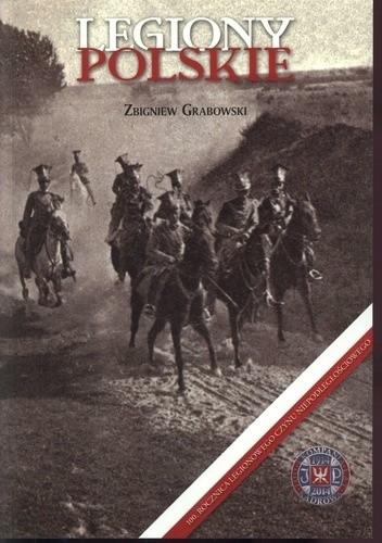 Okładka książki Legiony polskie