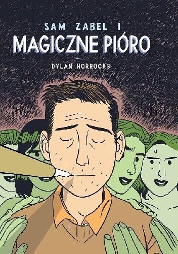 Okładka książki Sam Zabel i magiczne pióro