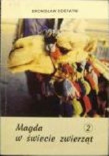 Okładka książki Magda w świecie zwierząt