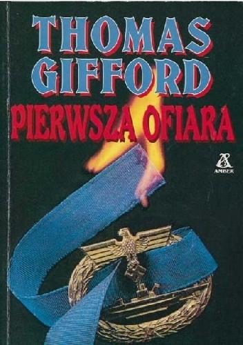 Okładka książki Pierwsza ofiara