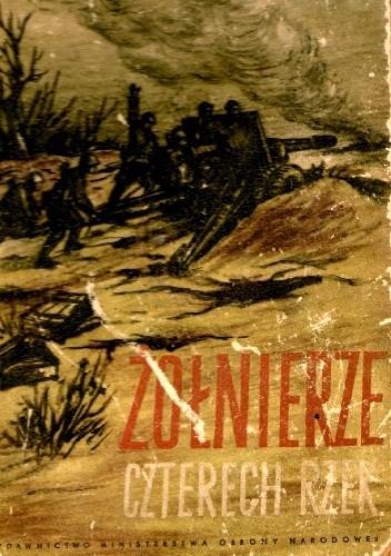 Okładka książki Żołnierze czterech rzek