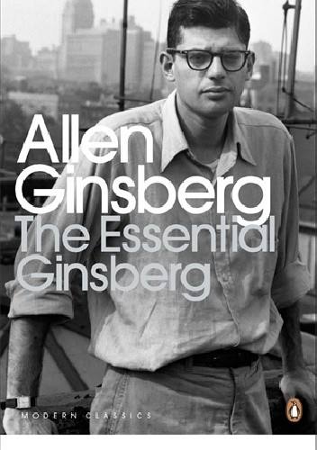Okładka książki The Essential Ginsberg