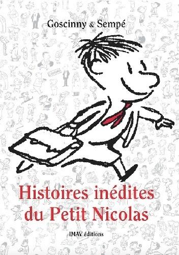 Okładka książki Histoires inédites du petit Nicolas