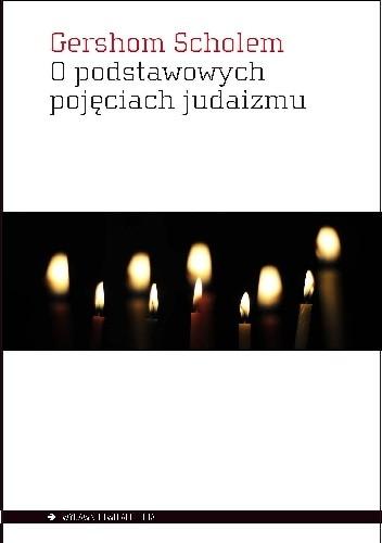 Okładka książki O podstawowych pojęciach judaizmu