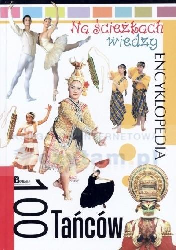 Okładka książki 100 tańców Encyklopedia