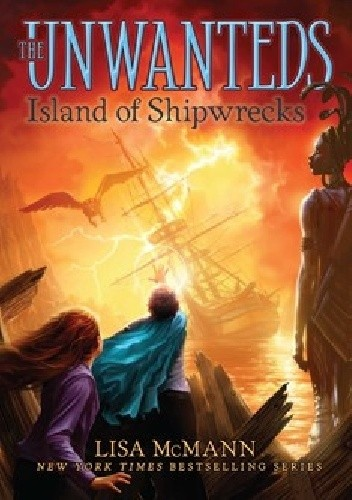 Okładka książki Island of Shipwrecks