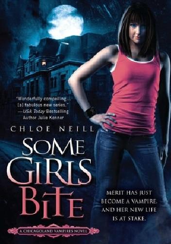 Okładka książki Some Girls Bite
