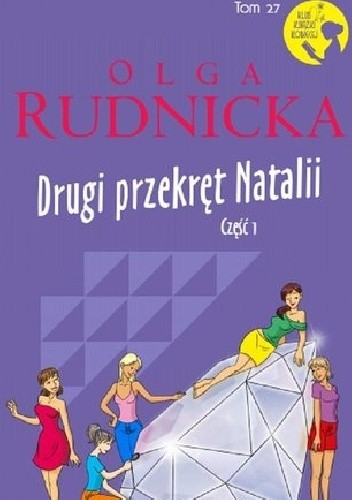 Okładka książki Drugi przekręt Natalii. Część I