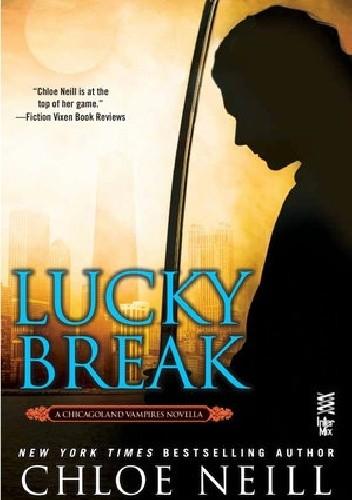 Okładka książki Lucky Break