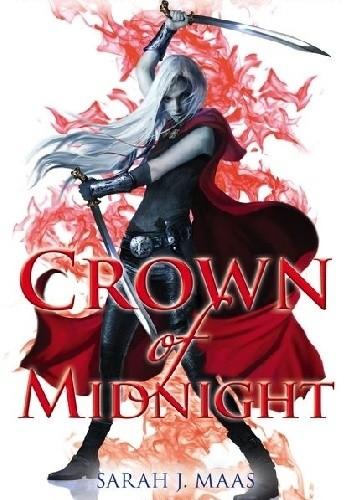 Okładka książki Crown of Midnight