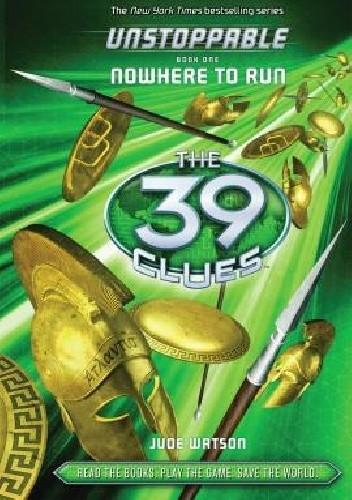 Okładka książki Nowhere To Run