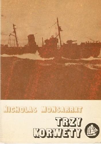 Okładka książki Trzy korwety