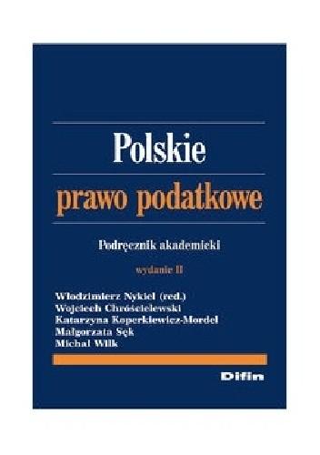 Okładka książki Polskie prawo podatkowe