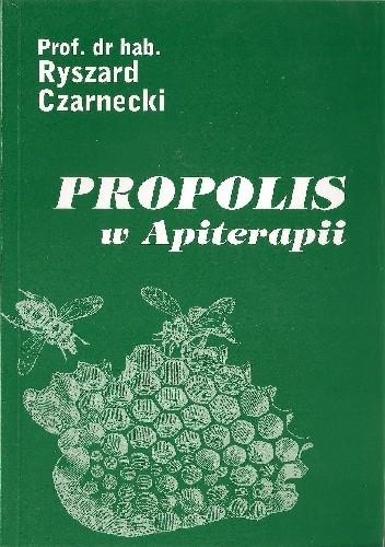 Okładka książki Propolis w Apiterapii