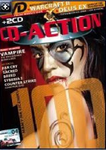 Okładka książki CD-Action 06/2004