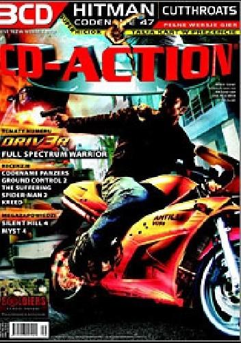 Okładka książki CD-Action 09/2004