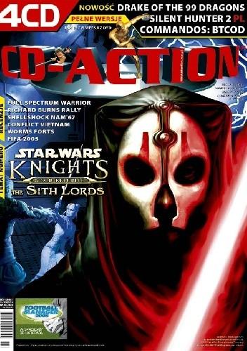 Okładka książki CD-Action 11/2004
