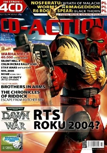 Okładka książki CD-Action 12/2004
