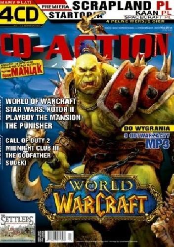 Okładka książki Cd-Action 04/2005