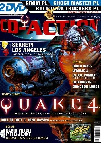 Okładka książki CD-Action 07/2005