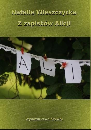 Okładka książki Z zapisków Alicji