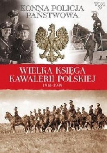 Okładka książki Konna Policja Państwowa