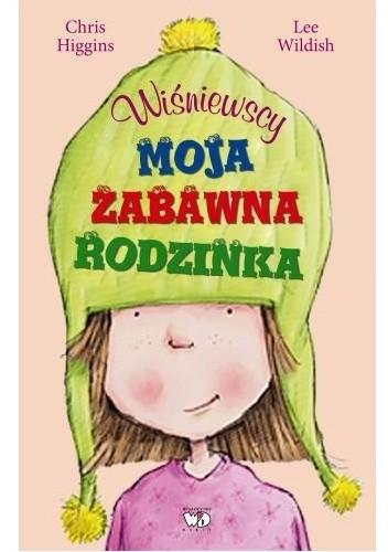 Okładka książki Wiśniewscy. Moja zabawna rodzinka