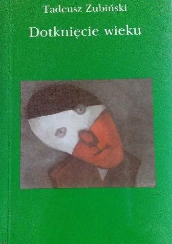Okładka książki Dotknięcie wieku