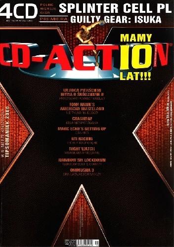 Okładka książki CD-Action 04/2006